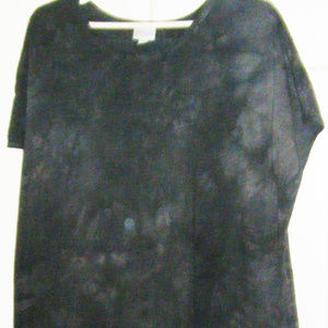 LulaRoe Gray Maria Maxi Dress